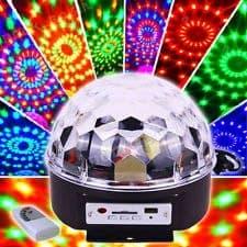 Световое оборудование для дискотек, сцен, выступлений, концертов и шоу