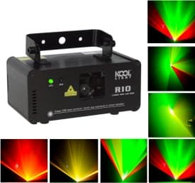 Лазер для дома, кафе и клуба