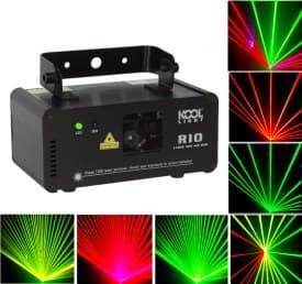 Лазерный проектор для дискотек и вечеринок
